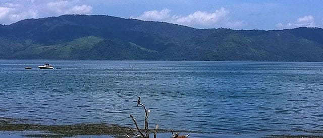 Ilopango Lake El Salvador