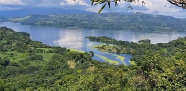 Lake Suchitlan El Salvador