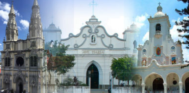 Churches in El Salvador